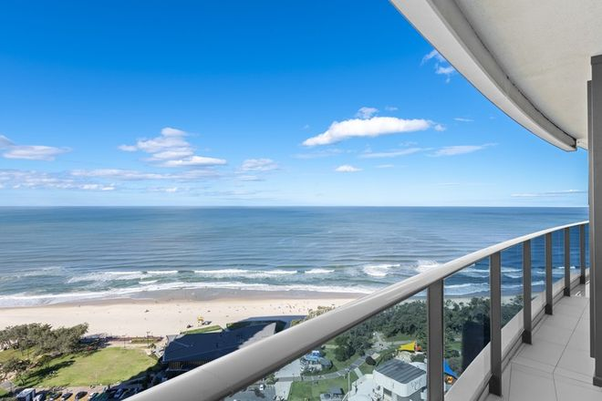 Picture of 2703/1 Oracle Boulevard, BROADBEACH QLD 4218