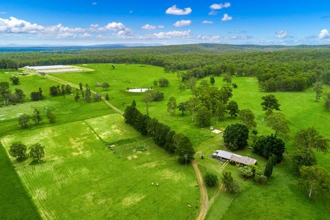 Picture of 125 Hogarth Range Road, MONGOGARIE NSW 2470
