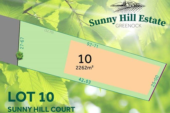 Picture of Lot 10 Sunny Hill Court, GREENOCK SA 5360