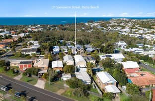 Picture of 17 Coonowrin Street, Dicky Beach QLD 4551