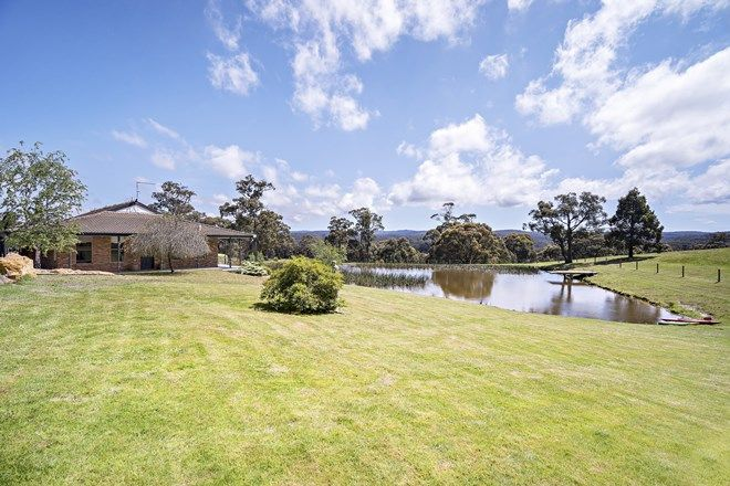 Picture of 317 Greendale Trentham Road, DALES CREEK VIC 3341