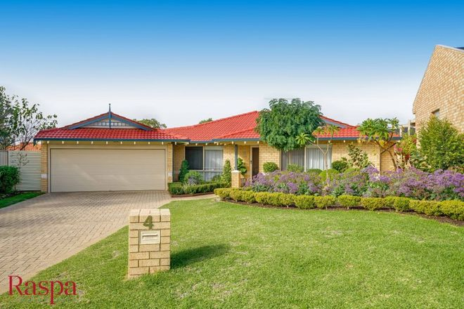 Picture of 4 Woodside Place, BIBRA LAKE WA 6163