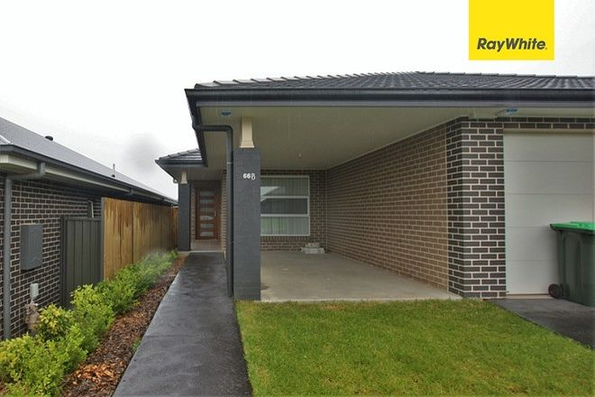 Picture of 66b Lawler Drive, ORAN PARK NSW 2570