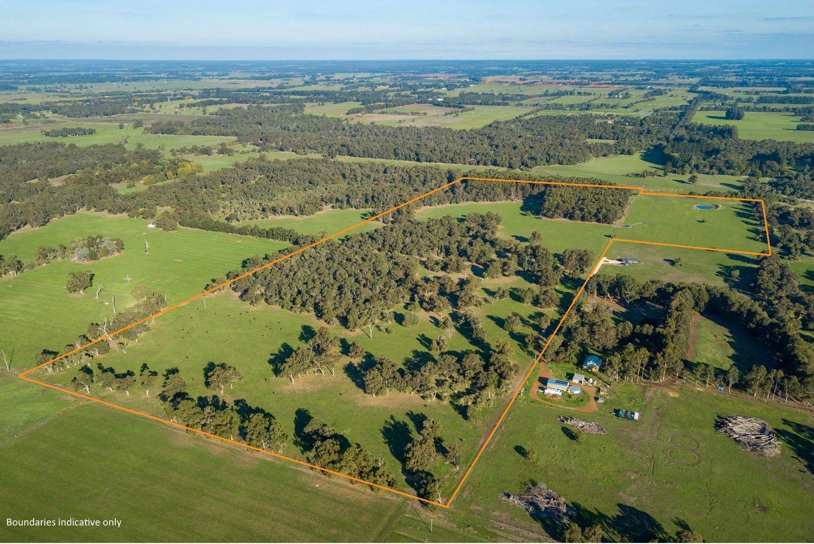 Lot 50 Alfred Road, Carbunup River WA 6280, Image 1