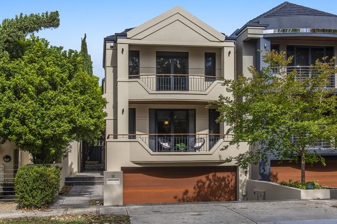 Picture of 12 King Edward Street, SOUTH PERTH WA 6151