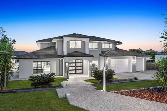 Picture of 18 Alverna Close, WYNNUM QLD 4178