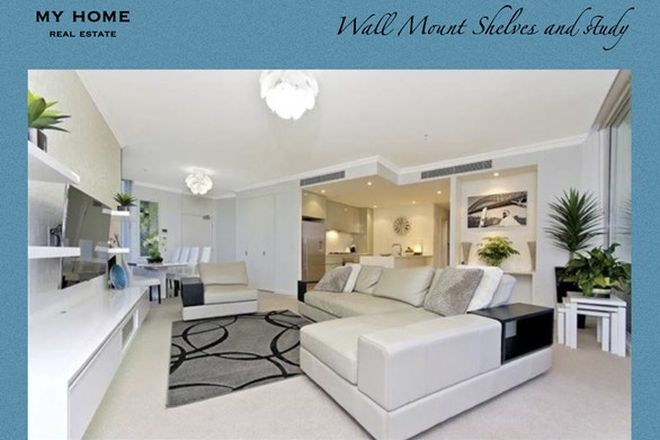 Picture of 801B/5 Pope Street, RYDE NSW 2112