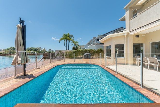Picture of 5336 Marine Drive North, SANCTUARY COVE QLD 4212