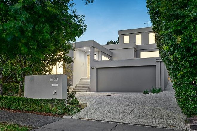 Picture of 29 Clifton Road, HAWTHORN EAST VIC 3123