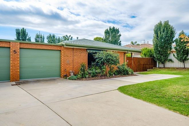 Picture of 2/5 Eleanore Court, WODONGA VIC 3690