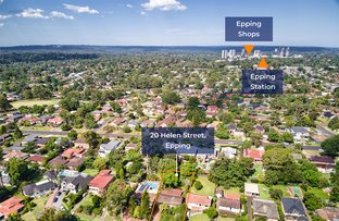 Picture of 20 Helen Street, Epping NSW 2121