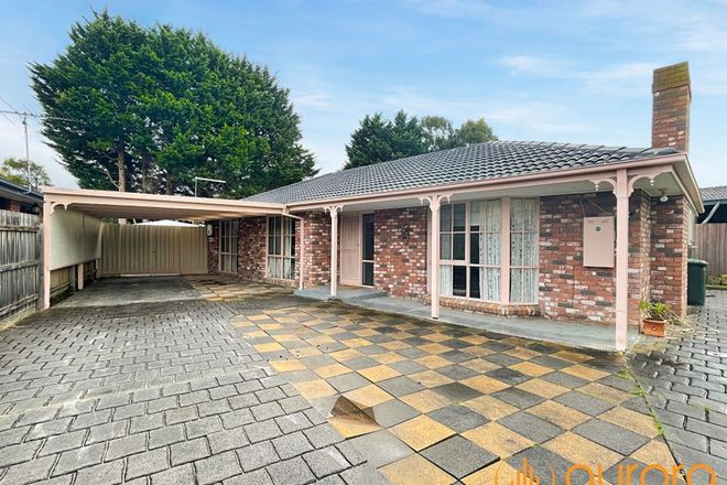 Picture of 25 Anaconda Road, NARRE WARREN VIC 3805