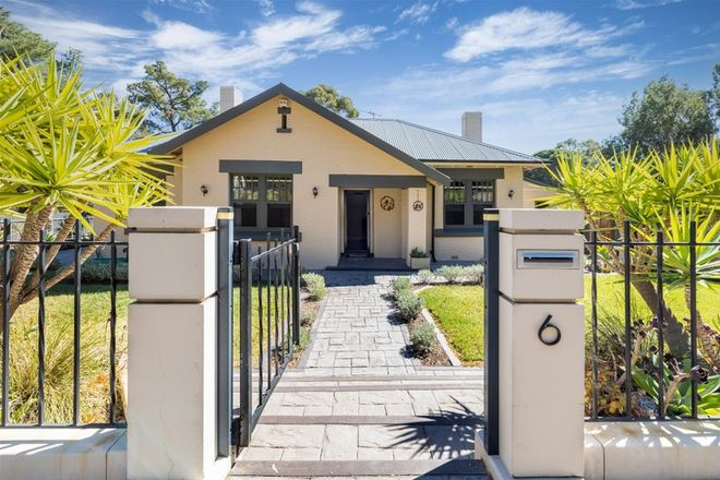 Picture of 6 Dowding Terrace, TEA TREE GULLY SA 5091