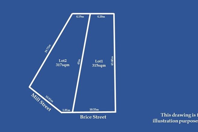Picture of Lot 1&2,  23 Brice Street, FINDON SA 5023