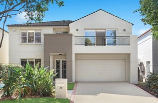 Picture of 35 Seaford Circuit, Kellyville Ridge NSW 2155