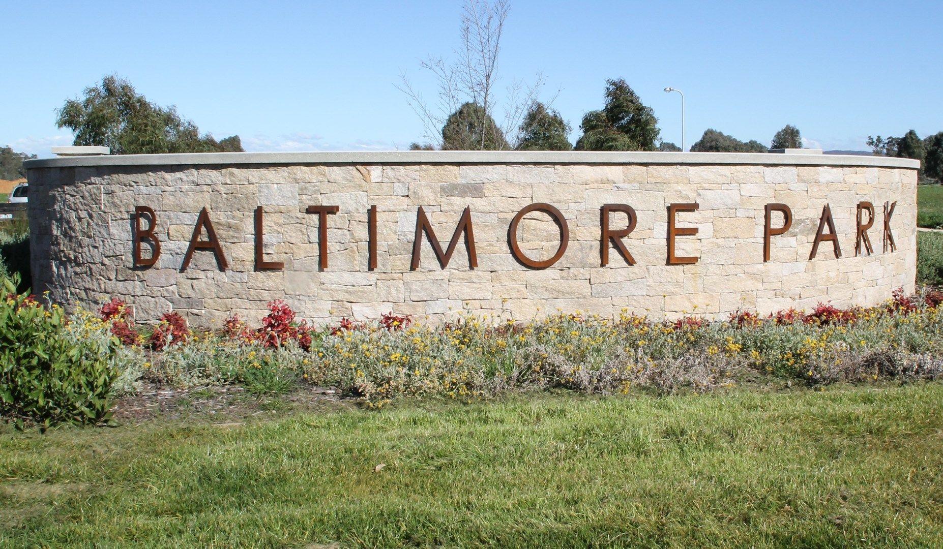 Lot 205 Baltimore Park Estate, Wangaratta VIC 3677, Image 0