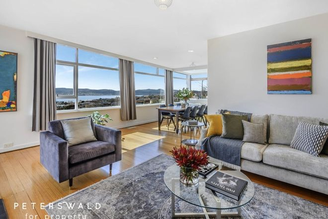 Picture of 2 Wandeet Place, SANDY BAY TAS 7005