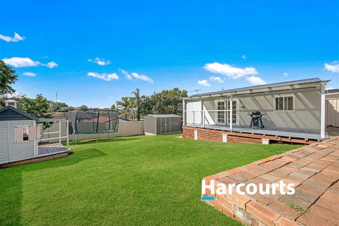 Picture of 107 Sadleir Avenue, ASHCROFT NSW 2168