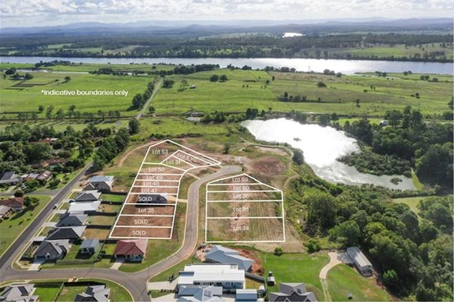 Picture of Lot 40, 1 Dobell Court, JUNCTION HILL NSW 2460