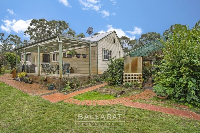 Picture of 75 Moppianimum Road, SCARSDALE VIC 3351