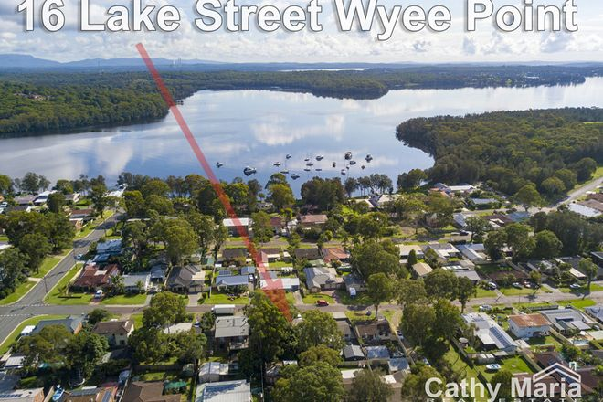 Picture of 16 Lake Street, WYEE POINT NSW 2259