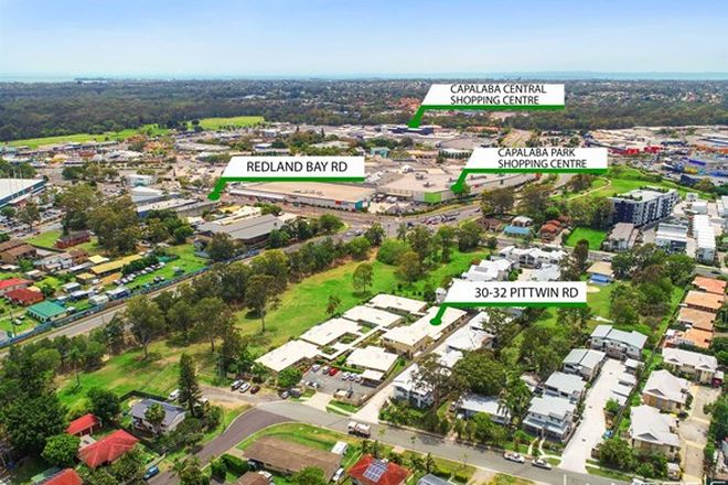 Picture of 34/30 - 32 PITTWIN ROAD, CAPALABA QLD 4157