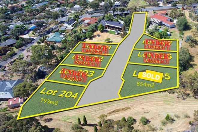 Picture of Lot 204 Target Hill Road, SALISBURY HEIGHTS SA 5109