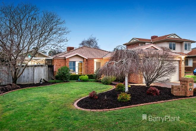 Picture of 7 Newhaven Court, LILYDALE VIC 3140