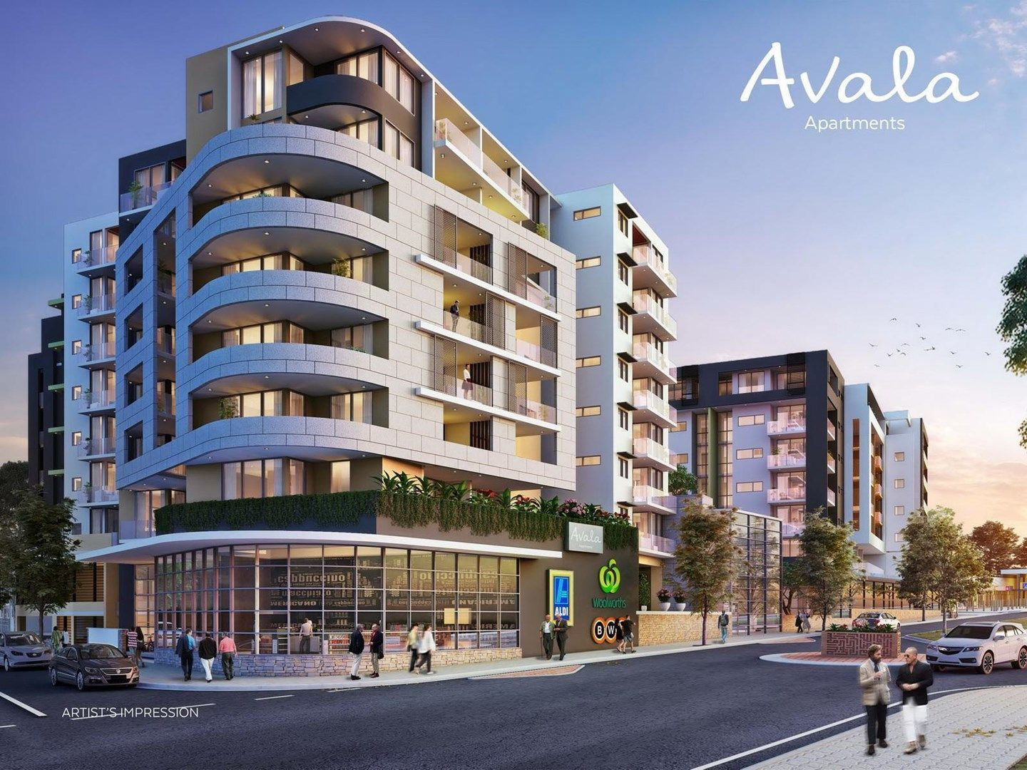Avala Apartments 90 Cartwright Avenue, Miller NSW 2168, Image 0