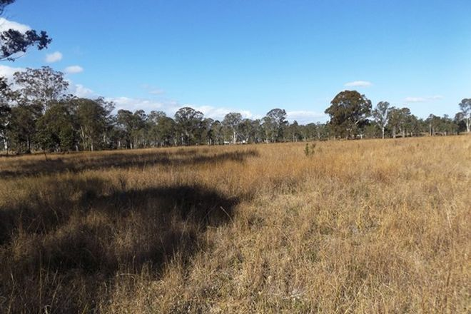 Picture of Lot 9 Birch, WATTLE CAMP QLD 4615