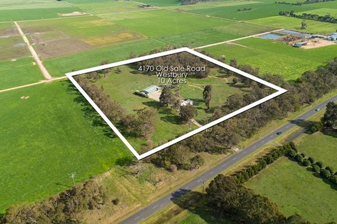 Picture of 4170 Old Sale Road, WESTBURY VIC 3825