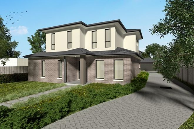 Picture of 1&2/110 Allister Avenue, KNOXFIELD VIC 3180