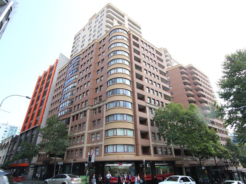 2 bedrooms Apartment / Unit / Flat in 35/289 Sussex Street SYDNEY NSW, 2000