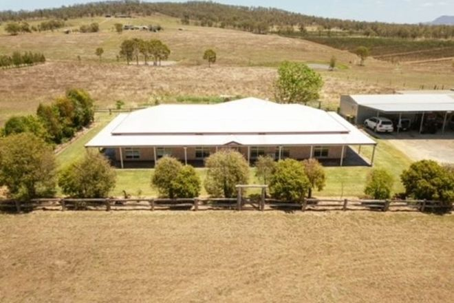 Picture of 627 Munbilla Road, MUNBILLA QLD 4309