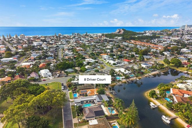 Picture of 8 Driver Court, MERMAID WATERS QLD 4218