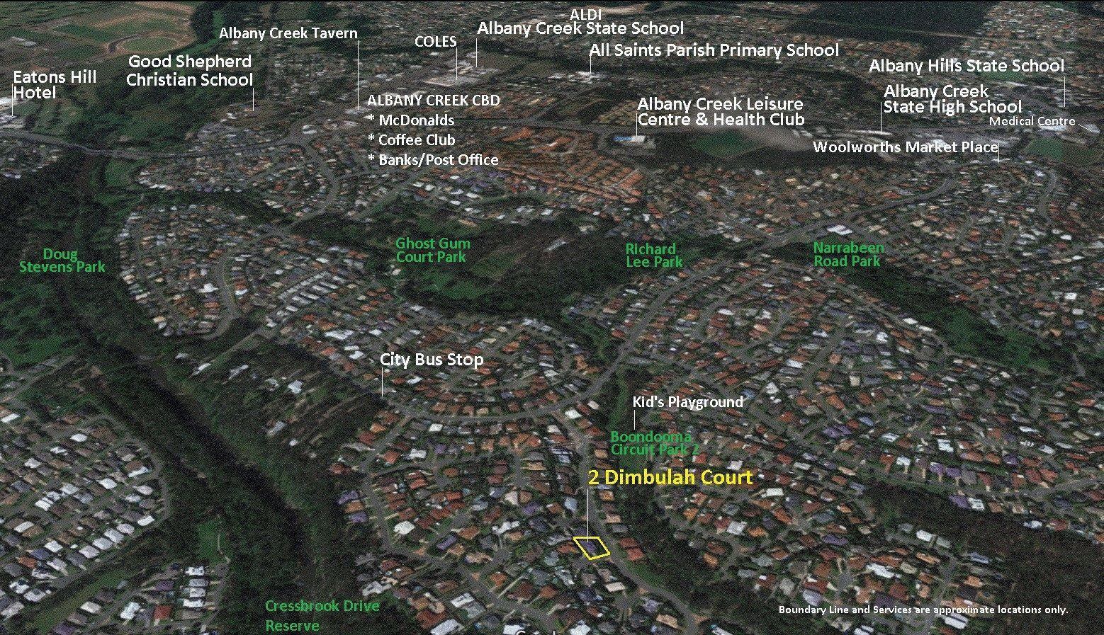 2 Dimbulah Court, Albany Creek QLD 4035, Image 1