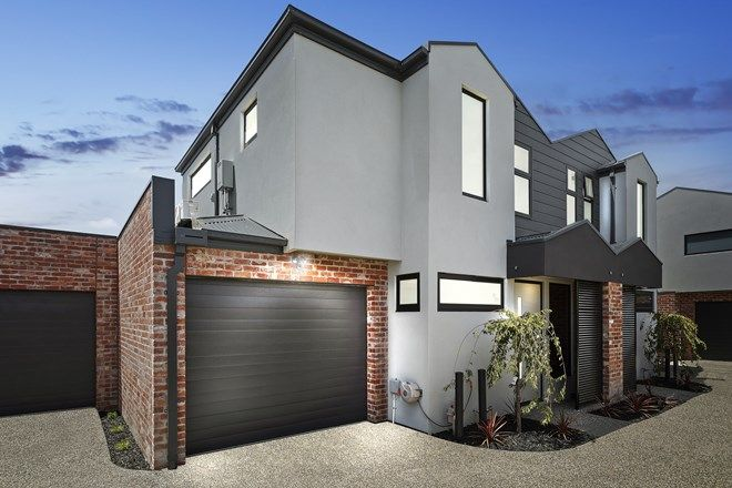 Picture of 3/99 Gamon Street, YARRAVILLE VIC 3013