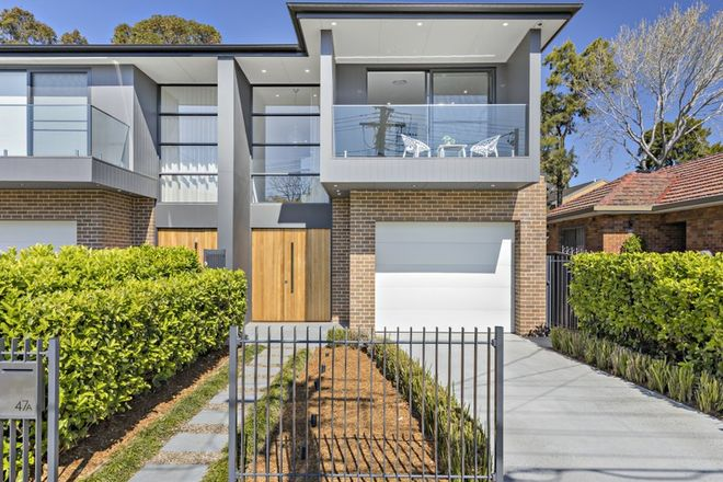 Picture of 47A Curtin Avenue, ABBOTSFORD NSW 2046