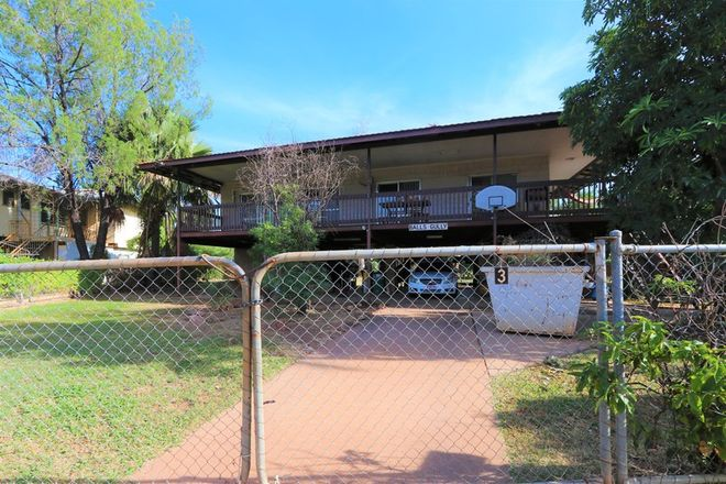 Picture of 3 Hunt Court, KATHERINE NT 0850