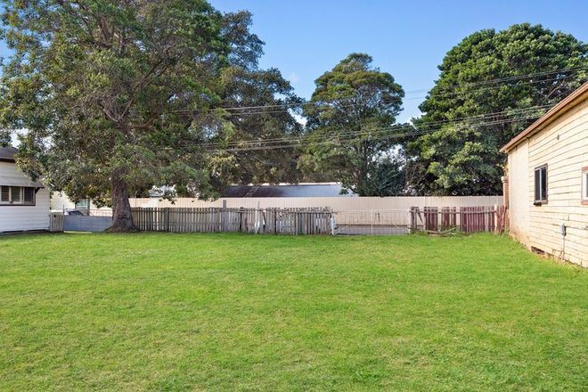 Picture of 8 Evans  Street, SOUTH MAITLAND NSW 2320