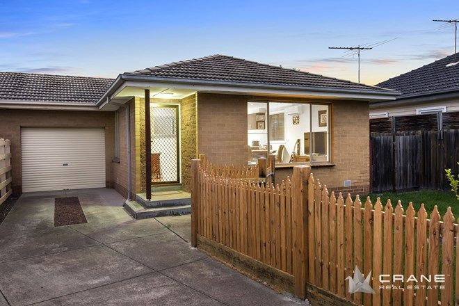 Picture of 3/3 Raeburn Street, PASCOE VALE VIC 3044