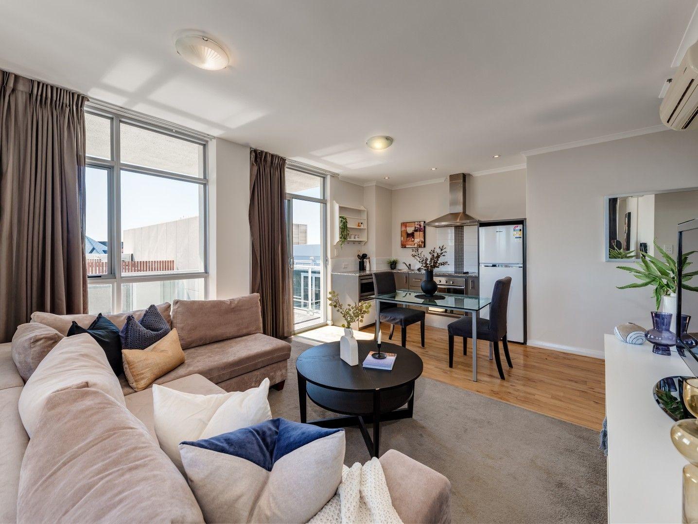 2 bedrooms Apartment / Unit / Flat in 25/996 Hay Street PERTH WA, 6000
