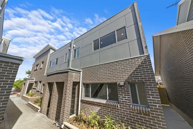 Picture of 3/11-13 Chelmsford Road, SOUTH WENTWORTHVILLE NSW 2145
