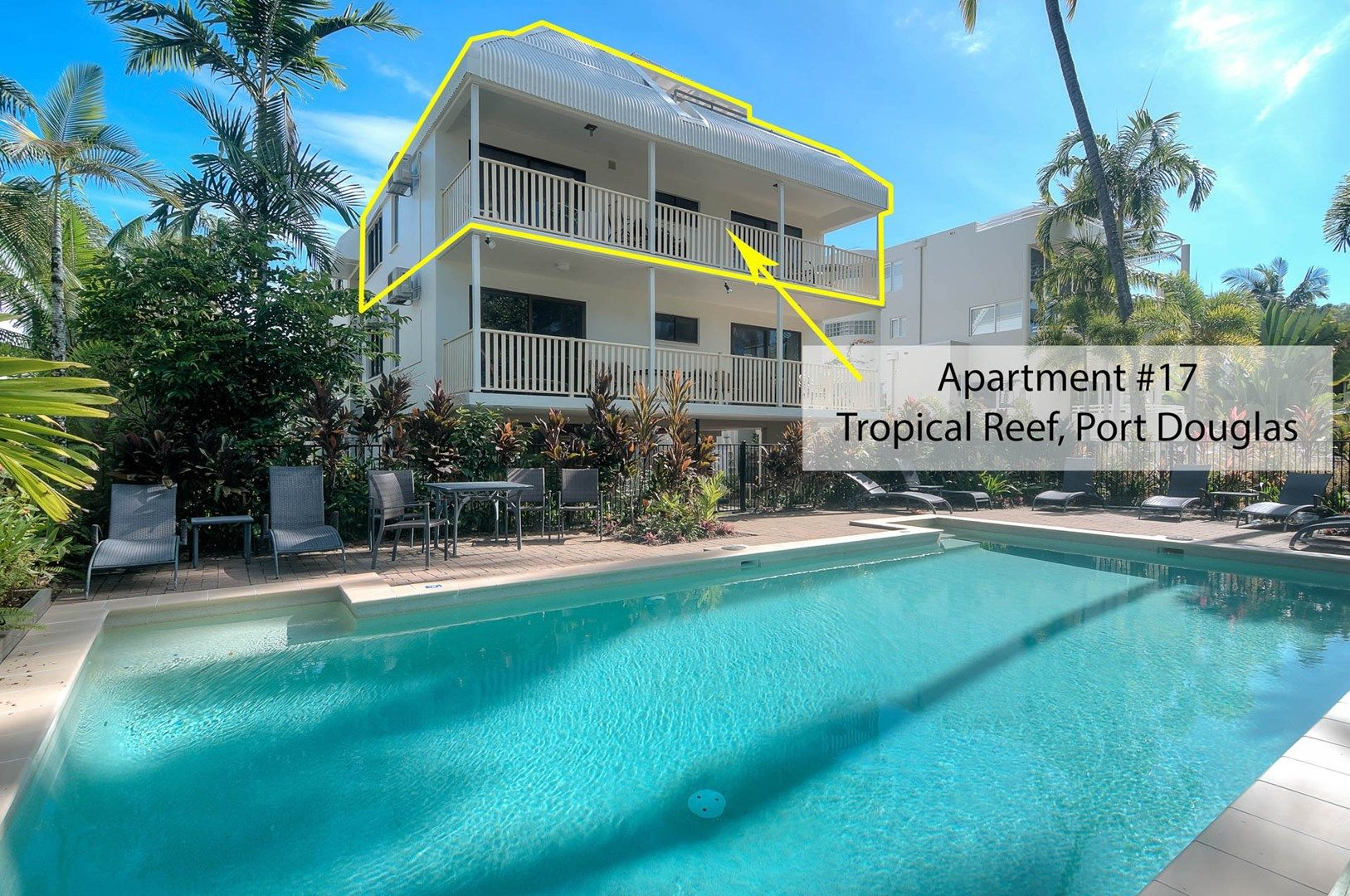 17 Tropical Reef/10 Davidson Street, Port Douglas QLD 4877, Image 0