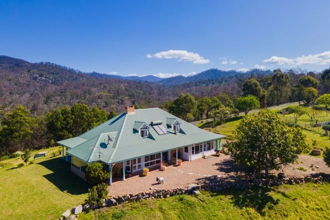 Picture of 271 County Boundary Road, COBARGO NSW 2550
