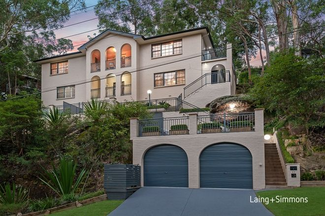 Picture of 24 Angophora Place, PENNANT HILLS NSW 2120
