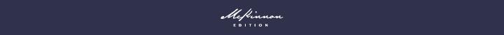 Branding for McKinnon Edition