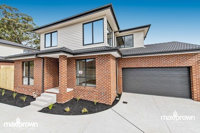 Picture of 2/5 Victory Street, CROYDON VIC 3136