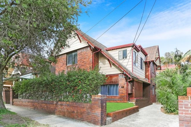 Picture of 51 Llandaff St, BONDI JUNCTION NSW 2022