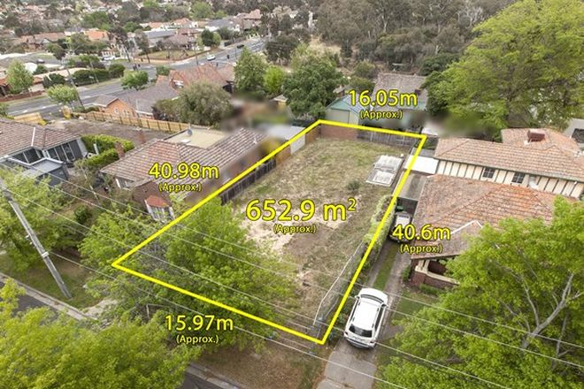 Picture of 3 Madel Avenue, STRATHMORE VIC 3041